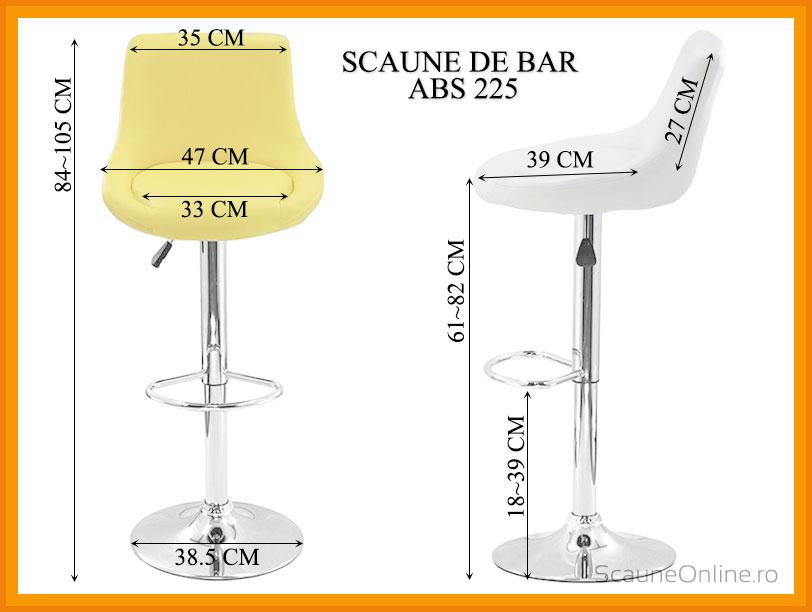 Scaune bar ABS 225