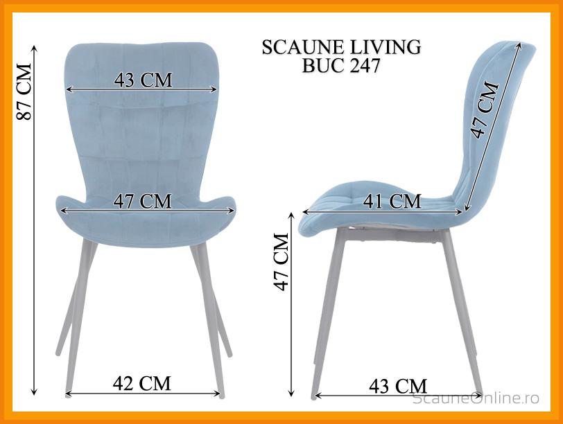 Scaun living BUC 247
