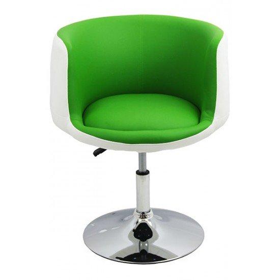Scaun bar ABS 113 verde
