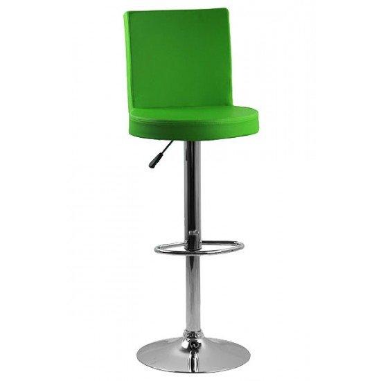 Scaun bar ABS 169 verde