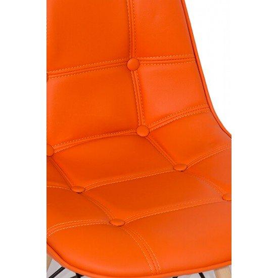 Scaune living BUC 232 portocaliu