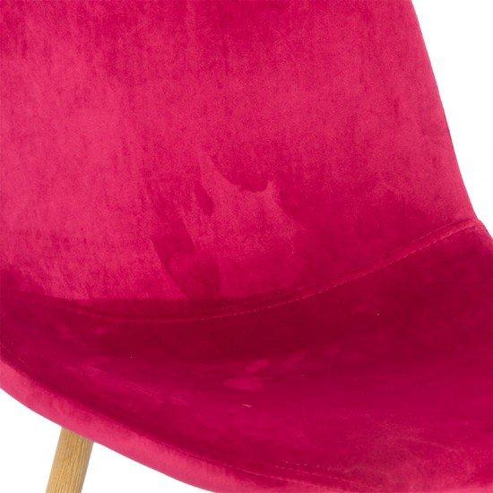 Scaune bucatarie BUC 237 rosu