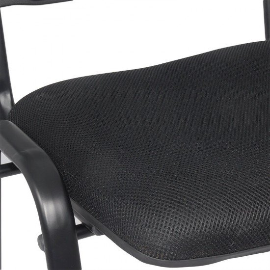 Scaune de conferinta HRC 600 negru