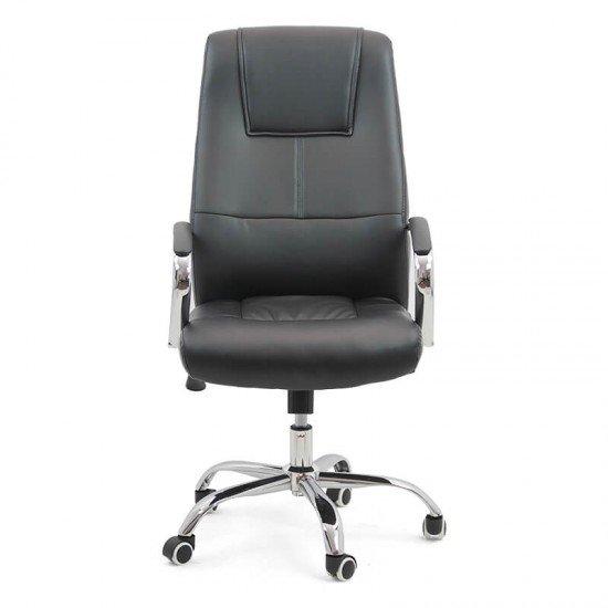 Scaun birou OFF 324-negru