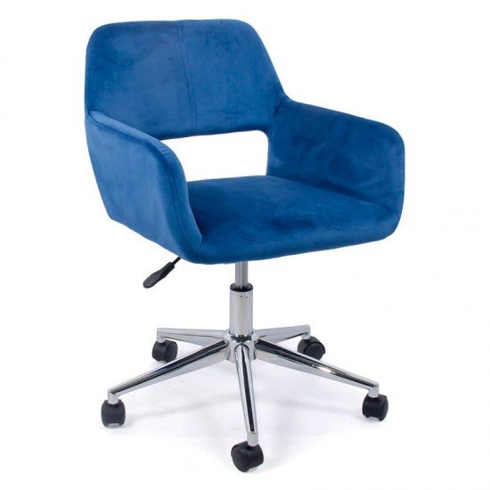 Scaun de birou OFF 380 albastru
