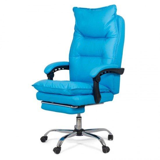 Scaun directorial OFF 419 albastru