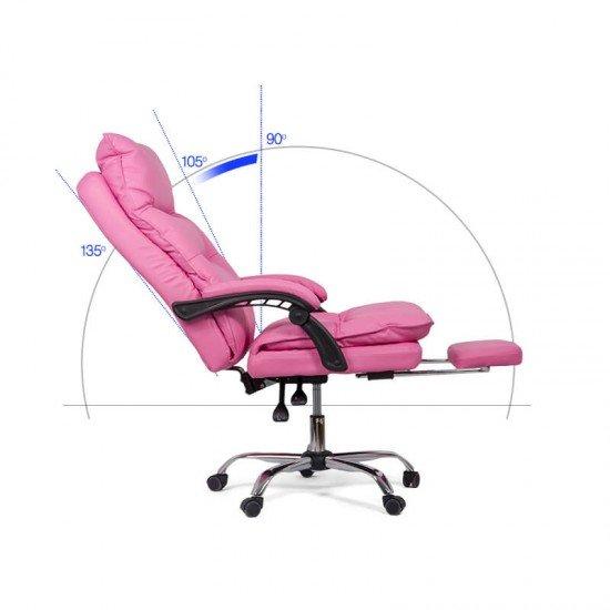 Scaun directorial OFF 419 roz