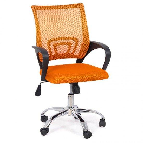 Scaune birou OFF 619 portocaliu