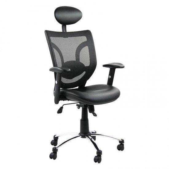 Scaun ergonomic de birou OFF 910 negru