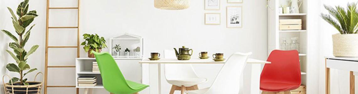 7 tipuri de scaune moderne - Cum alegi scaunul pentru bucatarie, living si birou