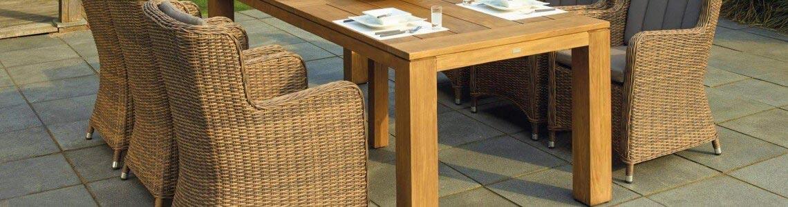 Alegerea mobilierului de exterior - cele mai bune scaune de gradina