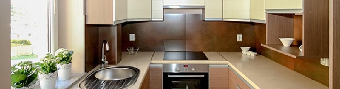 Amenajarea unei bucătării mici - 7 trucuri in eficientizarea spațiului