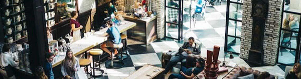 Amenajări cafenele și baruri - Idei de mobilier pentru interioarele localurilor