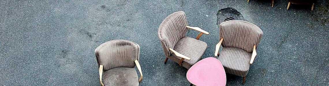 Reconditionarea scaunelor - Reconditioneaza pas cu pas un scaun vechi