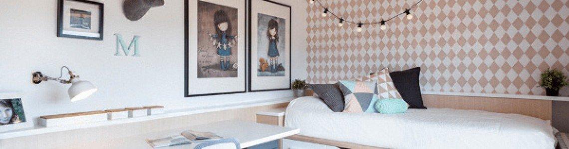Decorarea camerei copilului - secrete pentru o incapere de vis