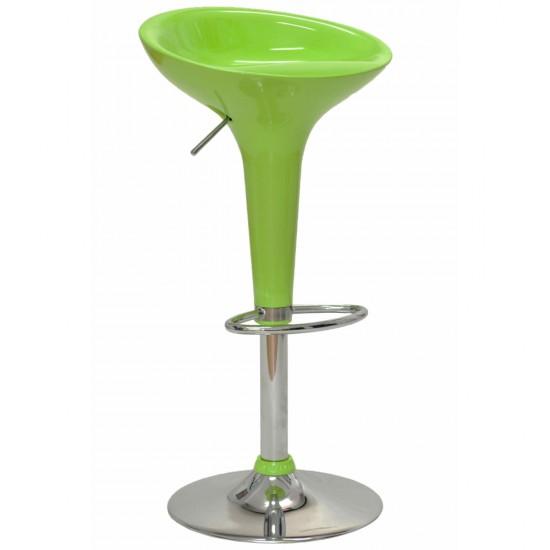 Scaune de bar ABS 101 verde