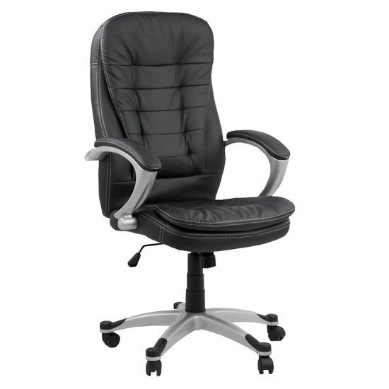 Scaun ergonomic OFF 201 negru