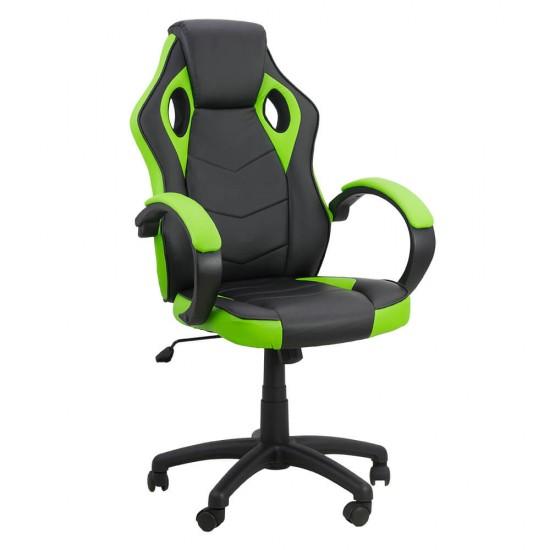 Scaun gaming OFF 305 verde