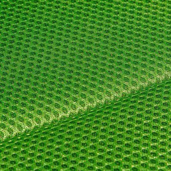 Scaun Gaming de birou cu suport de picioare OFF 3091 verde