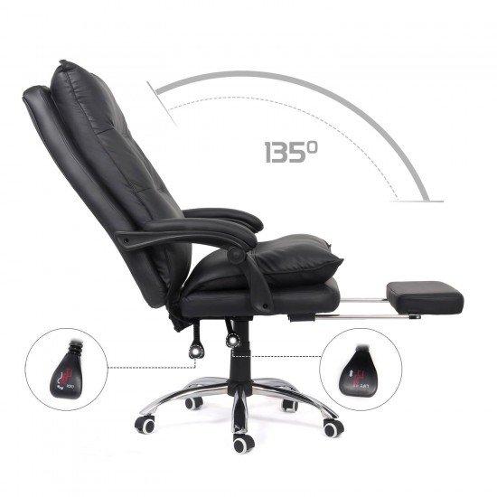 Scaun directorial OFF 419 negru