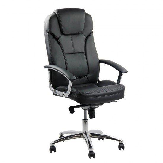 Scaune de birou OFF 5850-negru