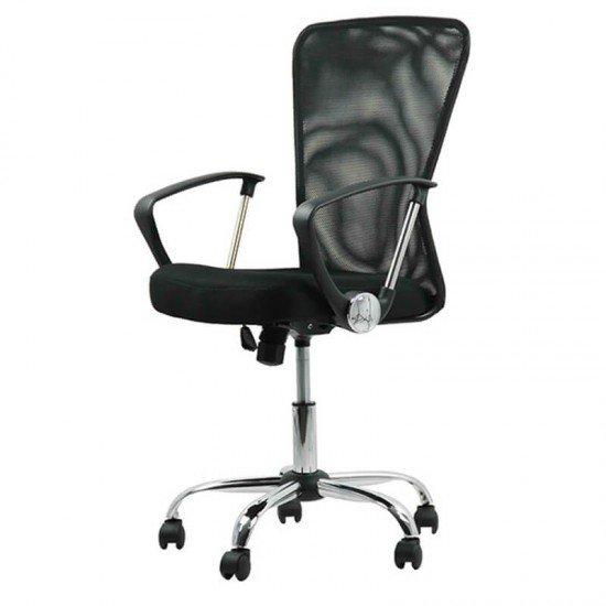 Scaune birou OFF622-negru
