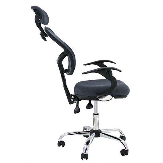 Scaune ergonomice birou OFF 704 gri