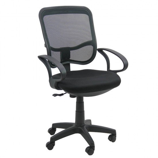 Scaun birou OFF 705 negru
