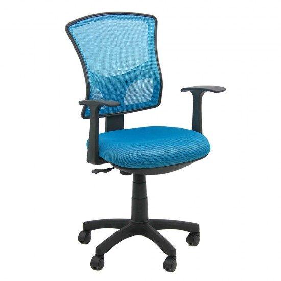 Scaun birou OFF 706-albastru