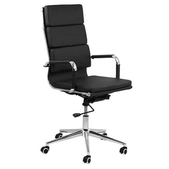 Scaune ergonomice OFF 808 negru