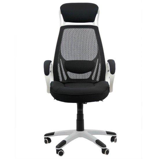 Scaun ergonomic OFF 912 negru