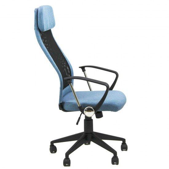 Scaun birou OFF 914-albastru
