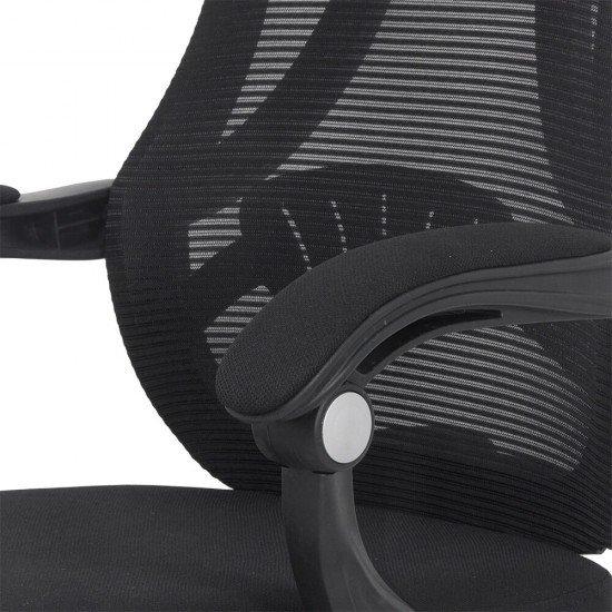 Scaun de birou ergonomic OFF 927 negru