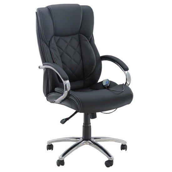 Scaune de birou cu masaj OFF 933 negru