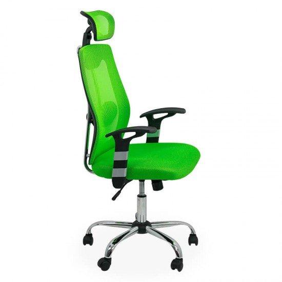 Scaun ergonomic de birou OFF 988 verde
