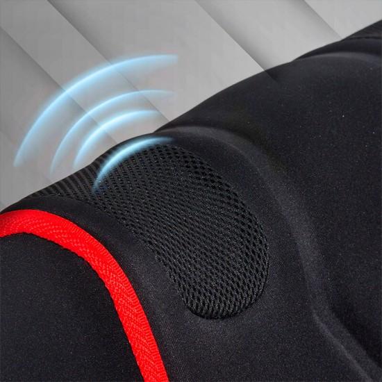 Scaun Gaming cu sistem audio Rocker Racer negru