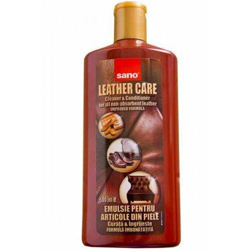 Sano Leather Care Produs Curatire Si Intretinere Scaune