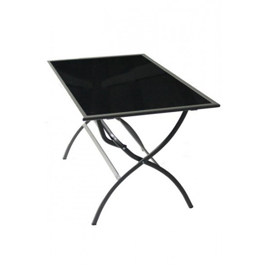 Set patru scaune si masuta dining pentru terasa -  TRS 103