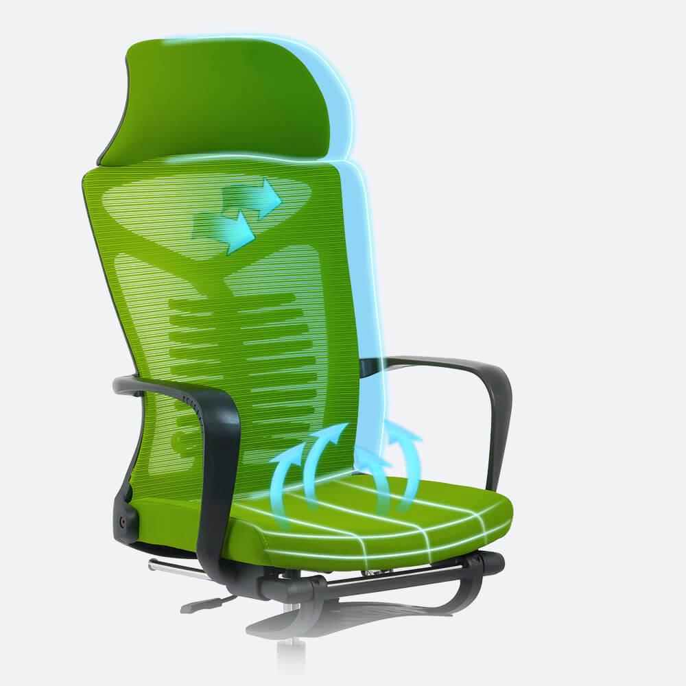 scaun-SYYT-9502-verde-5