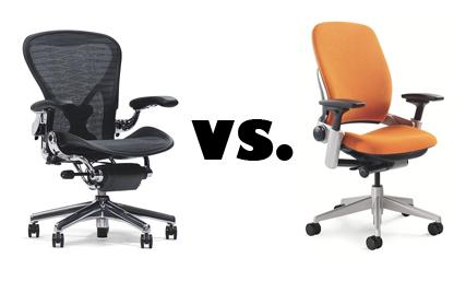 Scaun de birou ergonomic vs scaun obisnuit